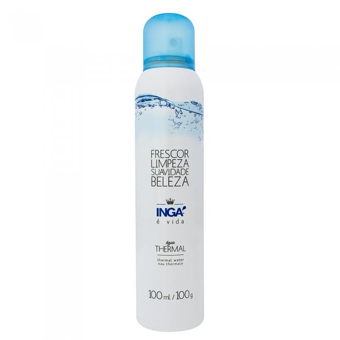 Água Termal Ingá Spray 100ml