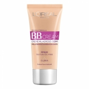 BB Cream L'oréal FPS 20 30ml Cor Clara