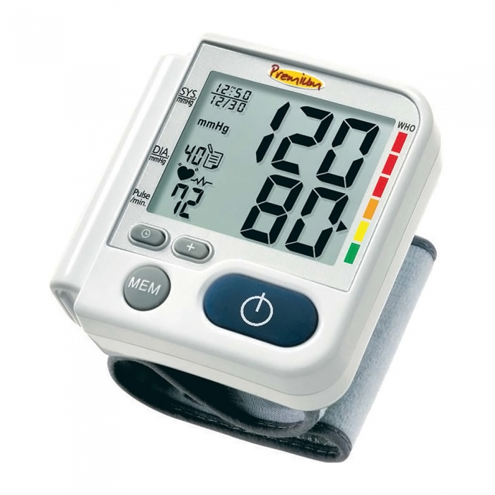Aparelho de Pressão Accumed Automático Pulso Premium LP200 com 1 Unidade