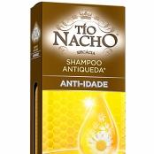 Shampoo Tio Nacho Antiqueda e Anti-Idade 415ml