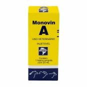 Monovin A Injetável Uso Veterinário 1 Frasco Ampola de 20ml