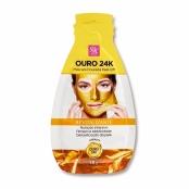 Máscara Dourada Facial RK Ouro 24k Peel-Off 10g