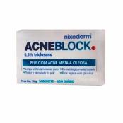 Acneblock Sabonete em Barra Pele com Acne Mista a Oleosa 70g
