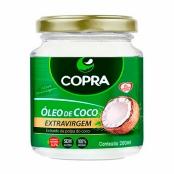 Óleo de Coco Copra Extra Virgem 200ml