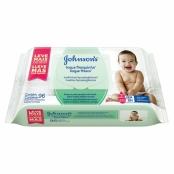 Toalhas Umedecidas Johnson's Baby Toque Fresquinho 96 Unidades