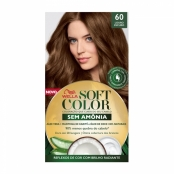 Tintura Soft Color Sem Amônia Louro Escuro 60 Kit