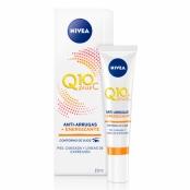 Nivea Q10 Plus C Anti-Rugas + Energizante Creme para Contorno dos Olhos 15ml