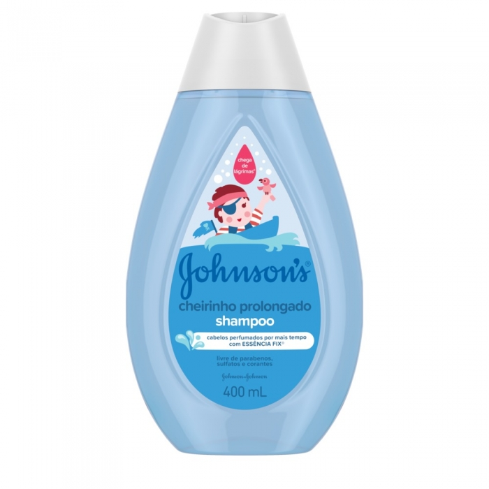 Shampoo Johnson's Cheirinho Prolongado 400ml