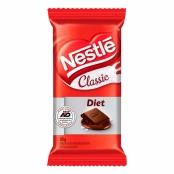 Chocolate Nestlé Classic Diet com 25g