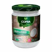 Óleo de Coco Extra Virgem Orgânico Copra 200ml
