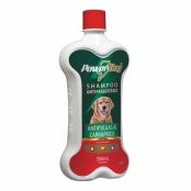 Shampoo Veterinário PowerDog Antipulgas & Carrapatos para Cães com 500ml