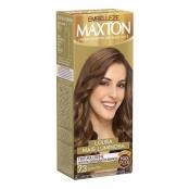 Tintura Creme Maxton Loura Mais Luminosa Louro Mel 7.3 Kit