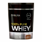 100% Pure Whey Probiótica Chocolate 825g