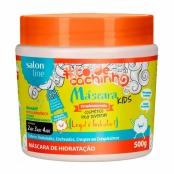 Máscara de Tratamento Kids Salon Line To de Cachinho Legal é Hidratar 500g