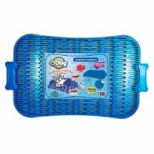 Sanitário Higiênico para Cães Mais Dog Azul 1 Unidade