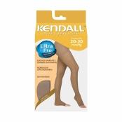 Meia Calça Kendall Feminina Alta Compressão (20-30mmHg) Ponteira Aberta Tamanho M Cor Mel