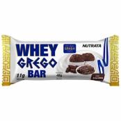 Barra Whey Grego Bar Nutrata Brigadeiro 40g