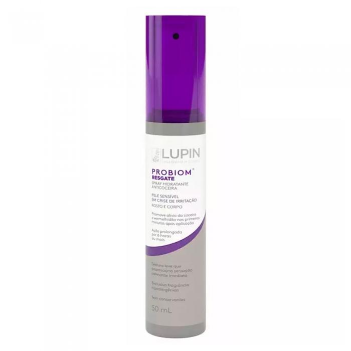 Probiom Resgate Spray Hidratante Anticoceira 50ml