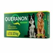 Queranon para Cães Uso Veterinário 30 Cápsulas