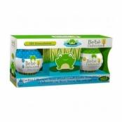 Kit Bebê Natureza Sapinho Shampoo 120ml e Condicionador 100ml e Ganhe 2 Sabonetes em Barra 50g Cada